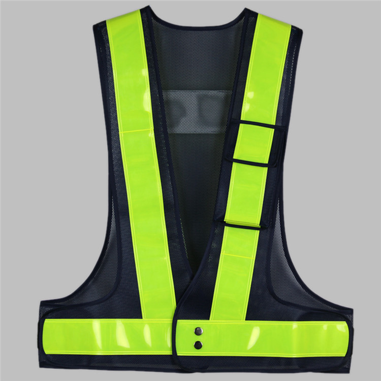 Road Safety Security Police Traffic Safety Vest