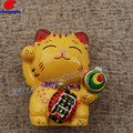 Lucky Cat Japanese Custom Made Polystone Fridge Magnet
