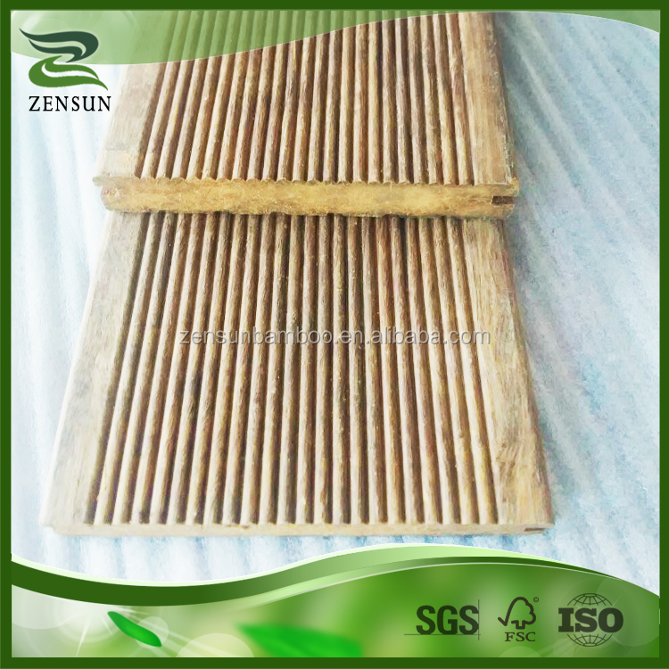 Products made natural resources strand woven decking wholesale