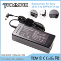 19.5V 3.34A 65W 6.5*4.4 L tip notebook charger VGP-AC19V43 for Sony VGN-BZ11MN, VGN-BZ12VN, VGN-BZ21XN, VGN-BZ11XN, VGN-BZ11EN