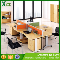 2016 hot sale office computer workstation office table partition