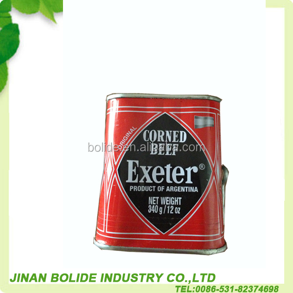 Canned corned beef we can provide