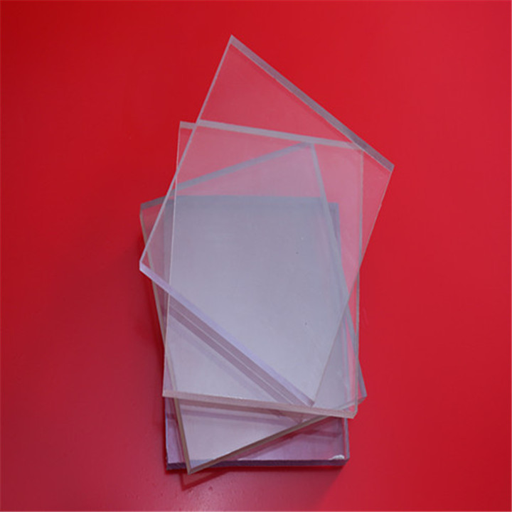 cheap hard plastic sheet Polycarbonate solid Panels For bulletproof shield