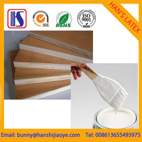 Han's Water-based White latex super glue for wood veneering