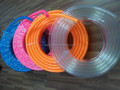 Customized Small Diameter PVC 6mm Food Grade Vinyl Tubing Clear Transparent Flexible Hose
