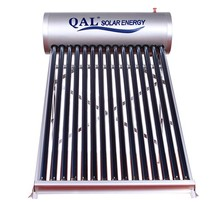 heat exchange solar water heater for shower made in china150l
