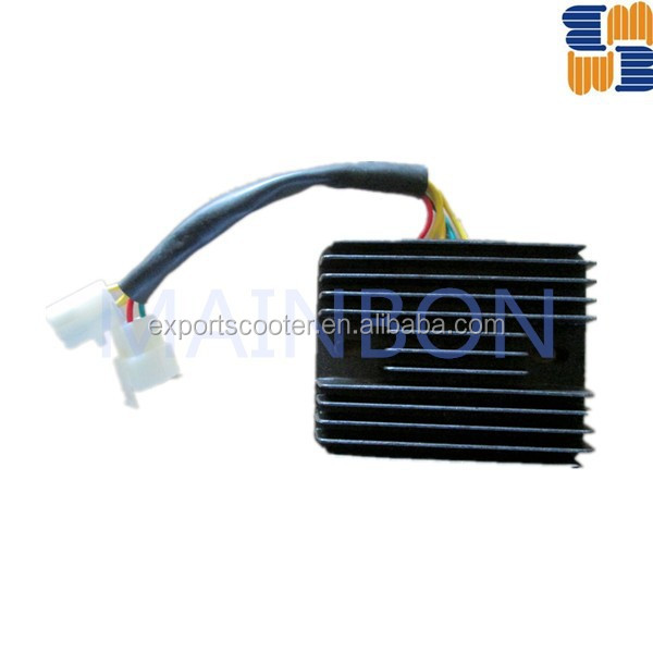200CC CNG tricycle motorcycle engine spare part AC-DC rectifier