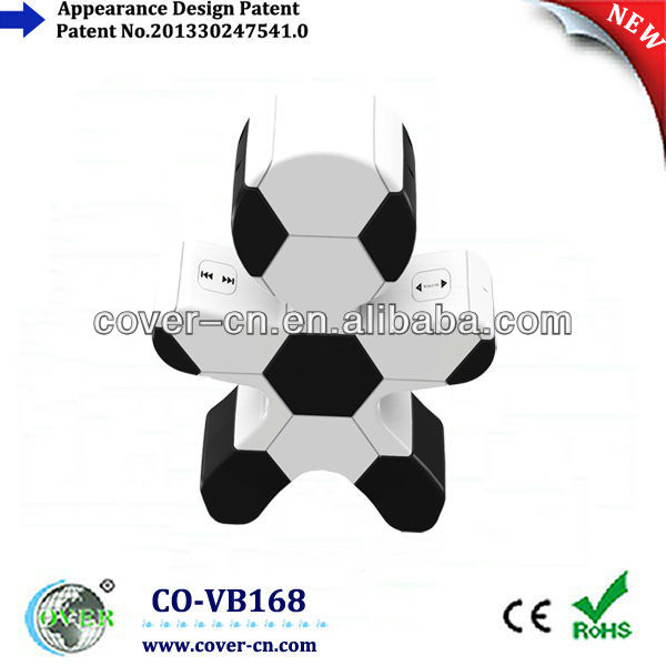 New great World Cup pormotional gift--Football Mini speaker