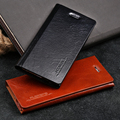 2016 new card slot magnetic lock rcd case manufacturer Floveme genuine leather phone case wallet case for ip6