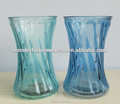 long glass vase/tall cylinder clear glass vase/cheap tall glass vase