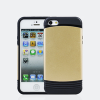 2016 tpu+pc phone case for iphone 5s ,cheap case made in china for iphone 5s