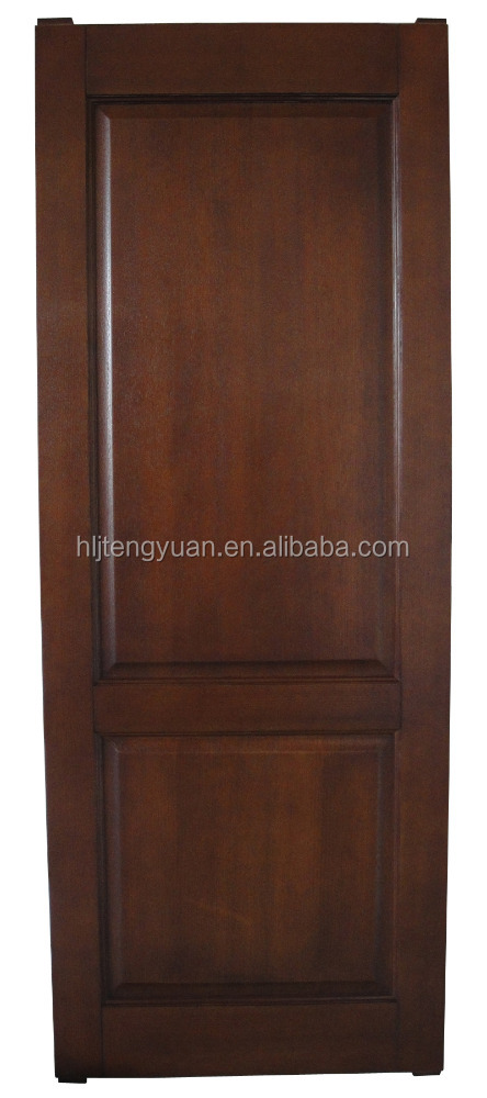 WD04 hotel solid wood room door