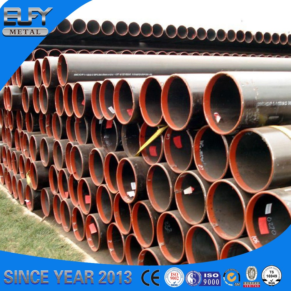 Hot selling China supplier stpg370 seamless carbon steel pipe steel sheet pile mild steel price per kg