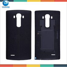 Leather Back Housing Cover for LG G4 H810 H811 H815 VS986 LS991 F500L, Back Cover for LG G4