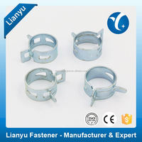tube and pipe clamps types