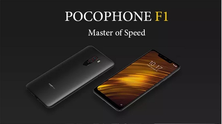 Global Version Spot Xiaomi  Phone Pocophone F1 6GB+128GB/ 64GB  Android Smartphone
