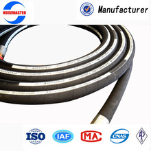 Rubber Hydraulic Hose/high pressure rubber hose/rubber oil hose