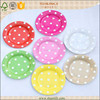 wholesale factory price new design paper plates for Christmas
