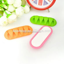 Trending hot products best choice promotion gift adhesive cable clips unique computer accessories