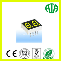 hot sale 7 segment led module double digit display