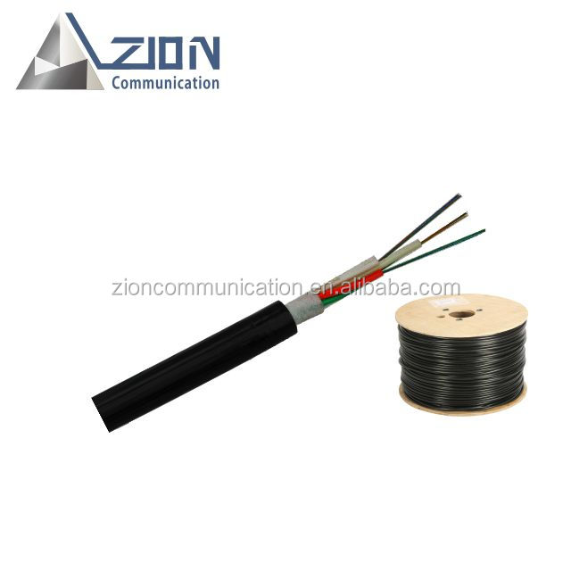 GYFTZY duct optical fiber cable non-metallic fiber optic cable for <strong>network</strong>