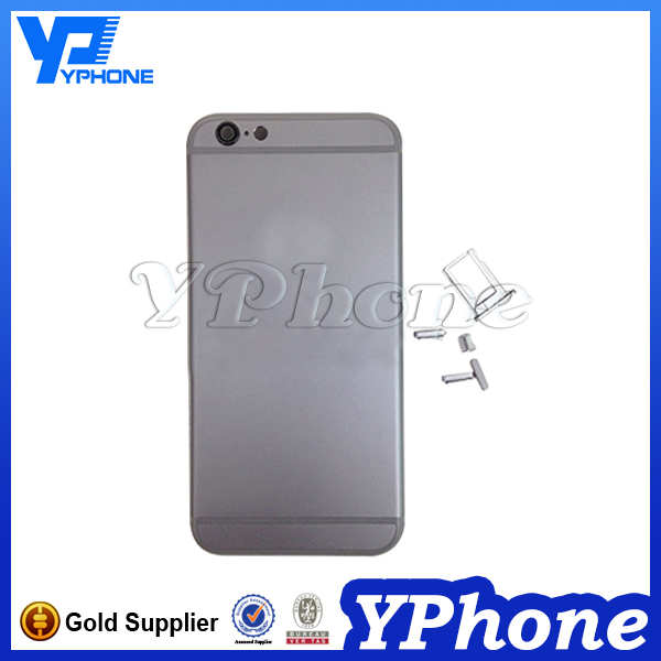 China supplier replacement cover for iphone 6 back cover housing oem back cover for apple iphone 6