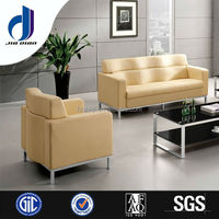 Unique design 2 seat reclining sofa