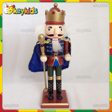 2016 wholesale wooden soldier nutcracker,fashion wooden soldier nutcracker,hottest wooden soldier nutcracker W02A068