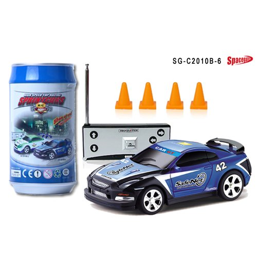 R/C mini racing car