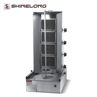 Commercial Restaurant Ovens Gas Doner Kebab Equipment