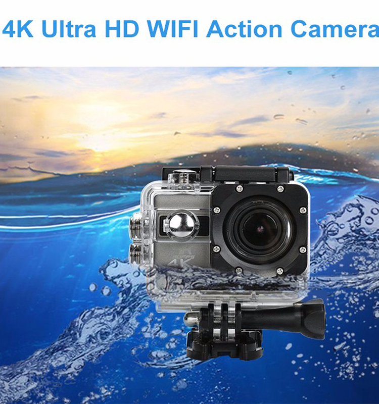 High Quality 4k Action Sport camera Waterproof Camera
