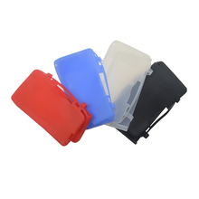 4Colors Rubber Soft Silicone Cover Case For Nintendo New 3DS XL LL 3DSXL/3DSLL Console Full Body Protective Skin Shell