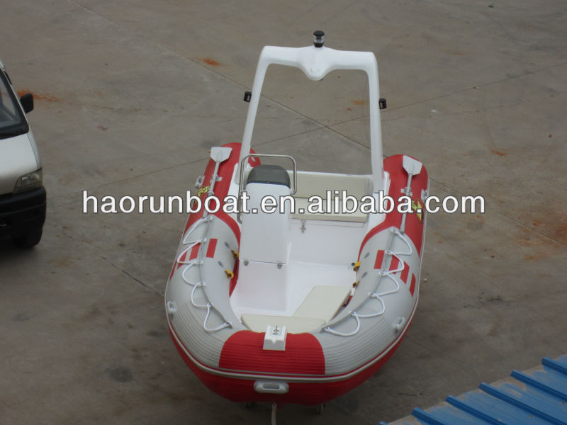 RIB470 Perfect South Korea 1.2mm PVC RIB boat
