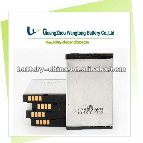 750mah External Backup Cell Phone Battery for LG AX830/KF310A/KF750