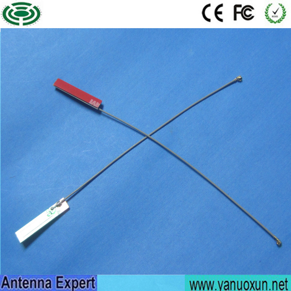 Yetnorson 2.4g/5.8g Small Size Embedded Antenna wlan GSM PCB internal Antenna