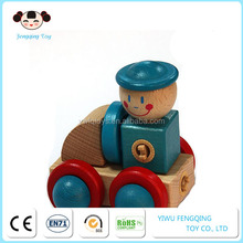 2017 toys tool for assembling and disassembling screw car assembly nut hands puzzle wooden toy car for children