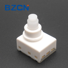 alps type momentary crystal bottom 3 hole terminal with heat emission hole push button switch