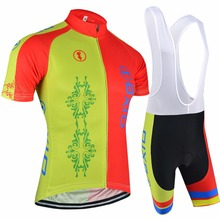 Custom Design Jersey MTB Cycling Shorts Bike Wear