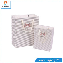 Packaging Bags small A3 decoration paper bag kraft paper from China