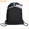nylon drawstring backpack,drawstring shoe packing bag,promotion drawstring recycled polyester bag