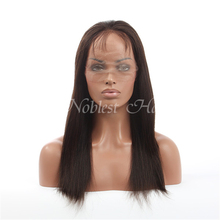 Cheap Yaki silk base full lace wigs natural skin brown color virgin Indian human hair with bleached knots baby hair