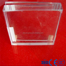 float low iron glass panels
