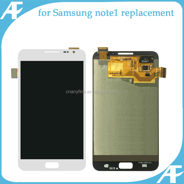 Test Well LCD Screen For Samsung Galaxy Note 1 i9220 N7000 LCD Touch Digitizer