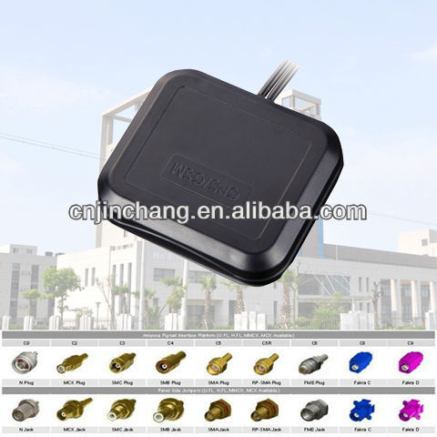 High quality low price Dual Band GSM FM GPS Antenna