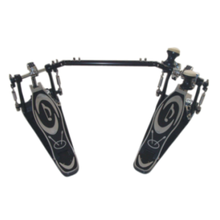 Bass drum twin pedal/drum double pedal