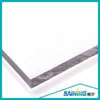 New Building Material Polycarbonate Transparent Roofing Sheet