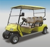 4 seats ce approved electric golf car, mini golf cart