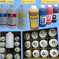 Roland Eco Solvent Bulk Ink For DX4 DX5 heads In Bottles