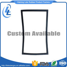 Performance O Ring Hs Code Refrigerator Door Gasket Glass Window Rubber Seal Strip