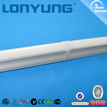 China supplier 100-277V ac good quality parts assemble 2ft- 8ft wide size range t8 led light tube